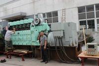 800kw Zichai generators running by heavy fuel oil HFO