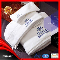 high quality stock fancy 100% cotton hotel linen and towel