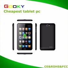 7 inch Tablet PC 3G Phablet GSM/WCDMA MTK8312 Dual Core 4GB Android 4.4 Dual SIM Camera Flash Light GPS Phone Call Tablet Phone