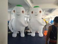CILE 2015 custom cartoon inflatable computer animated baby Wuba