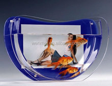 2015 NEW deisgn hand-made acrylic fish tank/ container ,perspex fish tank