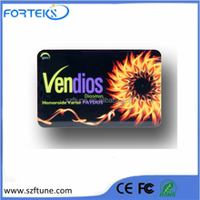 Custom Credit/Business Card USB Flash Drive For Promotion Advertising
