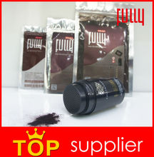 FULLY hair fibers hair fiber thickening hair growth oil 18 colors OEM factory best price