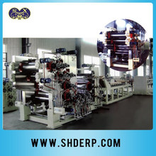 PVC plastic rigid sheet production machine