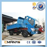 3 ton 4x2 dongfeng china mini trucks for sale