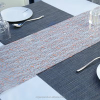 2015 new items lace table runner for rectangle tables