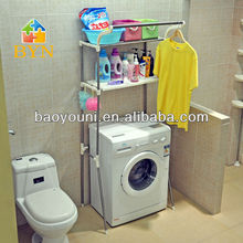 Baoyouni cabide stand metal lavandaria cabide cabides cltohes para venda 5021-3
