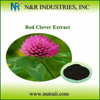 Good quality red clover flower extract powder 8% Isoflavones