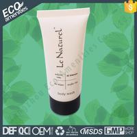 Generic Aluminum Sachet 30ml shampoo bottle empty is body lotion