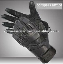 Special operation light assault glove KEVLAR anti cut tactical gloves SOLAG fire resistance police gloves