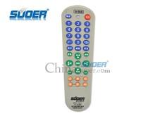 Suoer LED TV Remote Control Universal TV Remote Control Smart TV Remote Control