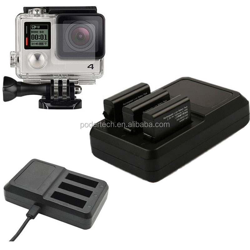 sport camera charger