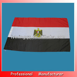 90*150cm polyester flag,Egypt hanging flag,soccer flag pennants