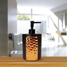 China Promotional Resin Bathroom Set Soap and Lotion Dispenser