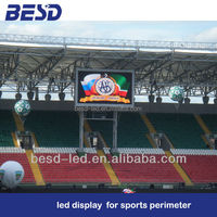 Outdoor use and rental led 6mm pixels digital led billboard outdoor waterproof led advertising panels / outdoor P6mm led display