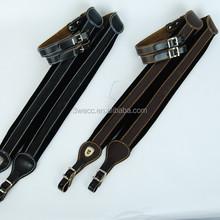 Accordion strap /leather strap