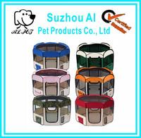 600D Oxford Portable Pet Puppy Soft Tent Dog Playpen