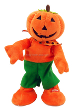hot sale Dancing and singing halloween Pumpkin Man