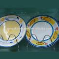placas de valores al por mayor baratos placas Stock plato chino para todo el estilo y el tamaño