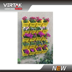 Over 15 years experience,good quality,vertical flower pot set