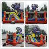 2015 PVC in stock children bouncy castle