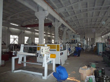 PET sheet extrusion line/PET sheet making line /pet sheet machine of ready product with CE ISO