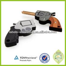 cheap price keychain gun shape key cover