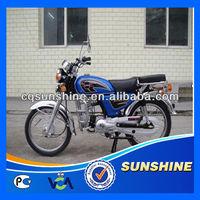 Chongqing Super Lifan Engine EEC Cub Motorcycle (SX70-1)
