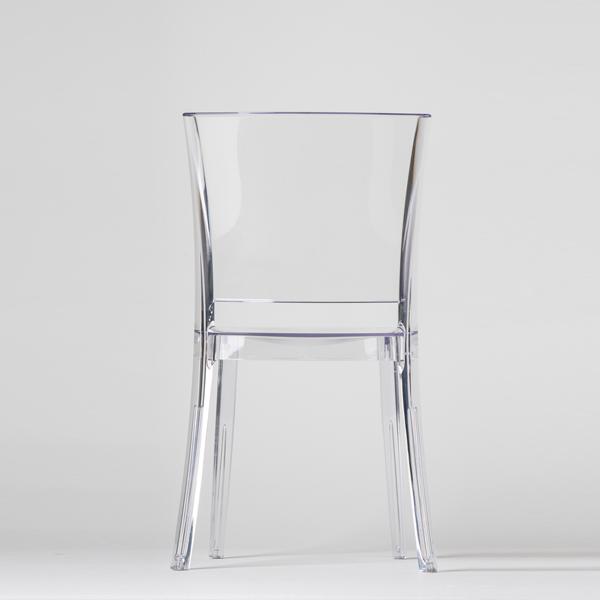 chaise transparente en polycarbonate lucienne neutre chaises de salle manger id du produit. Black Bedroom Furniture Sets. Home Design Ideas