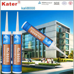 China supplier excellent quality silicone sealant transparent two component
