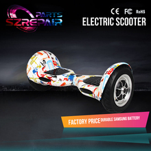 2015 Hot Product Led Light Handless Electric Scooter Like Transformer