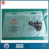 Good quality custom printing heavy duty plastic zip lock handle bag