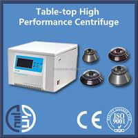 TG-10M Table top digital gerber milk fat test centrifuge machine price of blood plasma centrifuge
