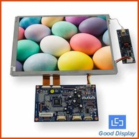 10.4 inch digital TFT with touch panel lcd module dalian good display