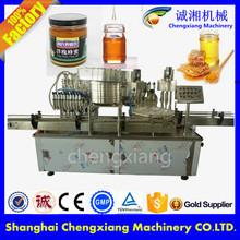 Shanghai honey filling and sealing machine,honey filler