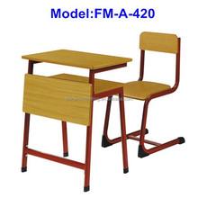 No.FM-A-420 Modern design student desk chair