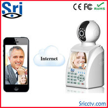 Sricam SP001 2013 Newest Plug And Play No need Port Forwarding Android,iOS Mobile Terminal Wifi Wireless IP Camera