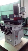 Electric surface grinder with digital control system MDS820
