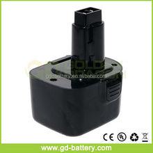 Great Qulaity Replacement power tool battery Replacement DeWalt 14.4V , DE 9091, DW 9091, DW9091