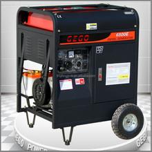 GEGO 220V Portable Inverter Honda Diesel Generator
