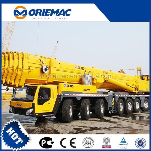 thủy lực xe tải cẩu XCMG qy130k 120 tấn cần cẩu