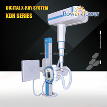 CE ISO hanging digital x ray machines for sale single plate sysytem medical x-ray equipment