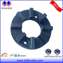 Agricultural water pump graphite thrust bearing