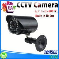 """Color 1/3"""" CMOS 800TVL IR-Cut digitech security Camera"""