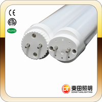 High quality 18w-20W CE RoHS Approval SMD2835 t8 led read tube for children room good price hot sale aluminate led t8 tube