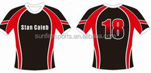 RB-R11 sublimated shirts rugby/superman rugby shirt/sublimated rugby jersey