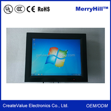 """Square Touch Screen LCD Monitor 15"""" 17"""" Inch WIFI Tablet PC With RJ45 USB Port"""