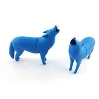 custom dog flash drive creative pen drive cheap usb memory stick