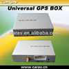 Hot! Factory price universal car gps navigation box (GPS650)