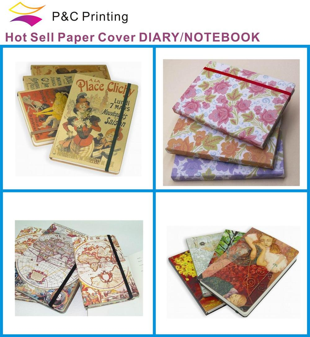 Spiral Hardcover Notebook With Pen